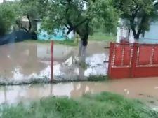 Romania, sub ape! Ploile au facut prapad!