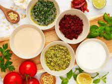 Trei sosuri usoare, de vara, ce nu necesita gatire