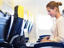 Laptopurile interzise in avion pentru europenii care zboara spre SUA