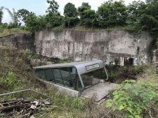 Statia de metrou din mijlocul pustietatii! Constructia bizara pe care nu o foloseste nimeni