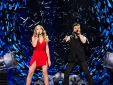Romania s-a calificat in finala Eurovision 2017! Primele declaratii
