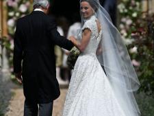 Sora lui Kate Middleton se marita astazi. Prima imagine cu Pippa in rochie de mireasa