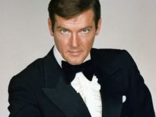 Actorul Roger Moore a murit!