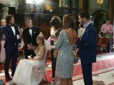 Sora Deliei a lesinat in timpul nuntii