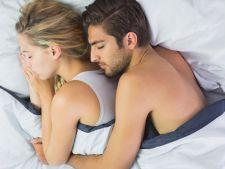 Ce spune pozitia in care dormiti despre relatia voastra. Este spectaculos!