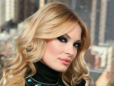 Valentina Pelinel, gest neasteptat de ziua lui Milan