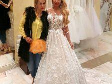 Preocupari de mireasa Cum s-a pregatit Sonia Trifan pentru petrecerea de nunta