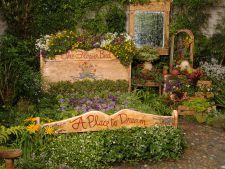 Idei uimitoare pentru amenajarea unei gradini cu flori
