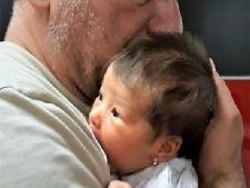 Fetita lui Christian Sabbagh, prima aparitie la tv la doar 4 luni