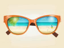 Ochelarii de soare mult asteptati