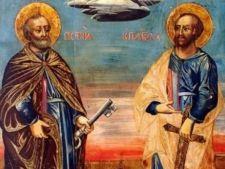 Traditii si obiceiuri de Sfintii Petru si Pavel! Ce trebuie sa faci in aceasta zi sfanta