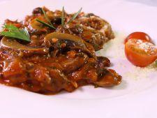 Tocanita de ciuperci a la Chef Liviu Balint