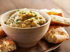 Cum sa prepari Baba Ganoush – celebra salata de vinete arabeasca