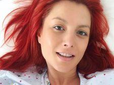 Elena Gheorghe, de urgenta la spital