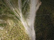 SPECTACULOS Cel mai lung pod pietonal suspendat din lume VIDEO