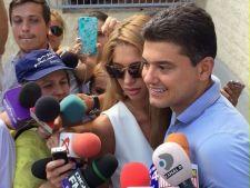 Cristian Boureanu, eliberat! Ce gest a facut in fata camerelor de filmat