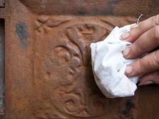 Cum sa cureti rugina fara a apela la produse toxice! 3 metode simple si eficiente