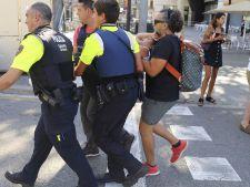 Atentat terorist la Barcelona! Un roman a fost ranit