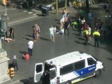 Al doilea atac terorist in Spania! Trei romani raniti. 5 teroristi ucisi