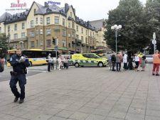 Atac in Finlanda! Un barbat a fost impuscat dupa ce a injunghiat 6 trecatori