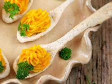 Chef Liviu Balint: Inventivitate pentru inceputuri de masa: lingurite din aluat de saratele