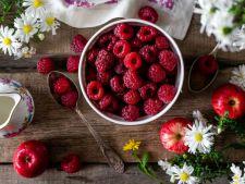 Dieta rapida cu zmeura: slabesti 2 kilograme in 3 zile