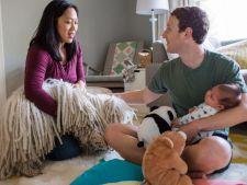 Mark Zuckerberg, tatic pentru a doua oara! Mesajul fondatorului Facebook