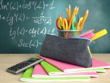 10 rechizite la cel mai bun pret! Ce au nevoie copiii, in prima zi de scoala