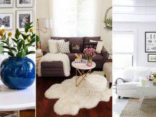 Cum poti da un aer nou livingului din casa ta