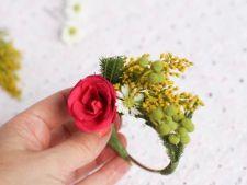3 feluri in care nu te-ai gandit sa folosesti florile! Si tu poti face aceste ornamente