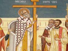 Inaltarea Sfintei Cruci! Ce NU ai voie sa faci astazi