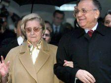 Pensia Ninei Iliescu. Cat castiga la batranete sotia fostului presedinte