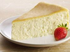 Cheesecake rapid din trei ingrediente! Este delicios, dar dietetic