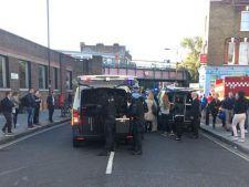 Atac terorist la Londra! 20 de raniti dupa o explozie la metrou