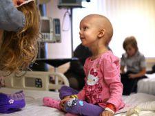 Cancerul infantil – peste 500 de cazuri noi, diagnosticate anual in Romania