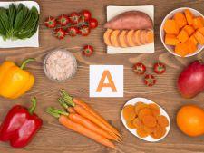 Semnele care te anunta ca ai lipsa de vitamina A in organism