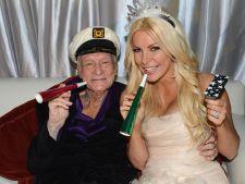 A murit Hugh Hefner! Fondatorul Playboy, inconjurat de iepurasi pe ultimul drum