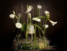 S-a incheiat concursul Flower Design Contest. Cine sunt castigatorii si ce creatii uimitoare au realizat