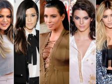 Surorile Kardashian, insarcinate in acelasi timp