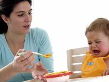 De ce refuza copiii sa manance