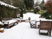 Vine iarna! Protejeaza mobila de gradina pentru a te bucura de ea si anul viitor