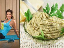 Invata de la Carmen Bruma cum sa prepari o salata de vinete dietetica
