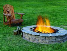 Cum sa construiesti o vatra pentru gradina ta
