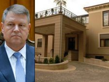 """Cum arata vila in care locuieste presedintele Iohannis: """"Este bantuita de spiritele canibalilor si dictatorilor"""""""