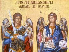 Rugaciunea catre Sfintii Mihail si Gavril care te scapa de necazuri