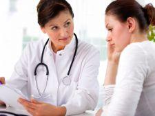STUDIU Romancelor le este teama si rusine sa mearga la medic! Problema cu care se confrunta o femeie din 7