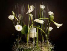 Aranjament floral, simplu si de efect, pe care-l poti realiza chiar tu VIDEO
