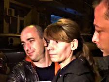 Criminala de la metrou, pericol pentru societate! A atacat trei gardience in penitenciar