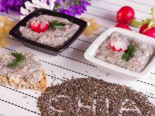 Icre din seminte de chia, o reteta gustoasa si sanatoasa