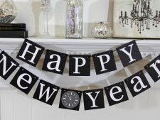 4 decoratiuni inedite pentru un Revelion perfect
